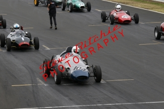 Kenny Smith - Formula Junior Group 1