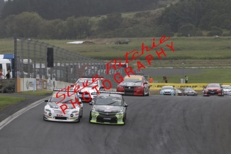 Premier Motorsport 2017 - BNT NZ Touring Cars