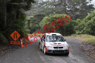 Rally of Coromandel 2016 - SS5 309 Road