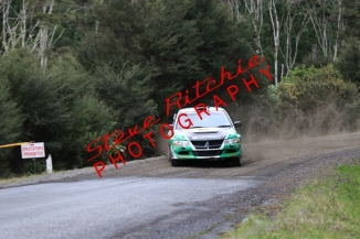Rally of Coromandel 2016 - SS9 Ernslaw South