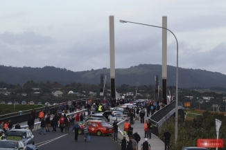 Rally of Whangarei 2017 - Ceremonial Opening