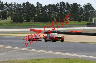 TACCOC Spring Classic 2016 - Historic Muscle Cars & Historic Saloons